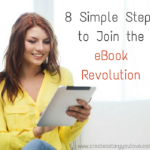 8 Simple Steps to Join the eBook Revolution