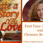005  Find Time to Write with Christine Royse Niles