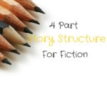 4 Part Story Structure for Fiction