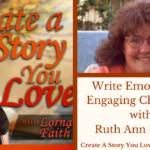 009 Write Emotionally Engaging Characters with Ruth Ann Nordin