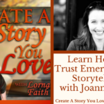 023 Learn How to Trust Emergence in Storytelling with Joanna Penn