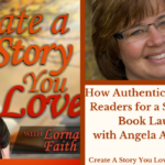 030 How Authenticity Attracts Readers for a Successful Book Launch with Angela Ackerman