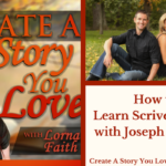 032  How to Learn Scrivener Fast with Joseph Michael