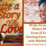 054 Write Fiction That Makes Money Even If You Are Starting From Scratch with Michelle Spiva